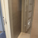 Carrelages beige salle de bain